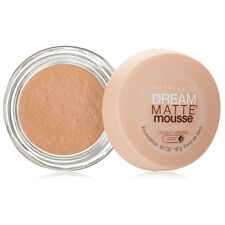 ♥ MAYBELLINE Dream Matte Mousse Foundation ~ LIGHT BEIGE