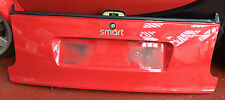Smart City coupe 2002 Tailgate Bootlid 2003 SMART BOOTLID