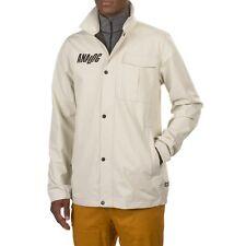 NEW Burton Analog 3LS Foxhole Weather Wash Jacket COAT MENS Size Large