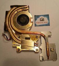 IBM lenovo ThinkPad T400 CPU Heat Sink & Fan 45N6143 45N6142 Tested  + GREASE