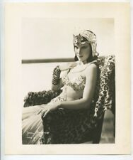 Joan Gardner 1938 Pre Code Risque H.G.Wells Man Who Would Work Miracles J5103