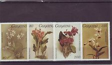 Guyanese Nature & Plants Postal Stamps