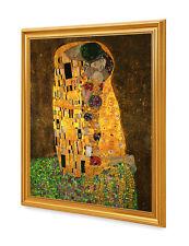 DecorArts-The Kiss,by Gustav Klimt Giclee Print& Framed Art for Wall Decor