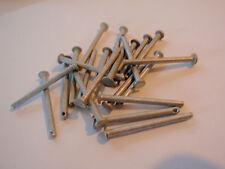 50 Splintbolzen Zylinderstift 3,1x40,5mm Stahl eloxiert 1.Stk / 0,30 Euro