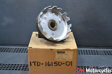 YAMAHA GENUINE NOS YZ80 GT80 MX80 1974 - 1981 CLUTCH BASKET PN 1T0-16150-01