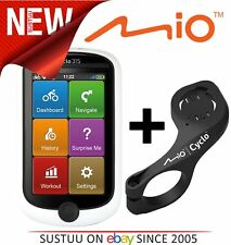 Mio Cyclo 315we Moto Vélo NAVIGATION GPS UK cartes europe de l'OUEST + Out Avant