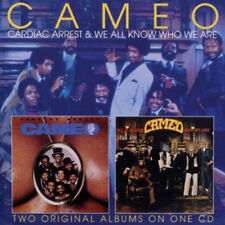 Cameo : Cardiac Arrest CD (2010) ***NEW*** Incredible Value and Free Shipping!