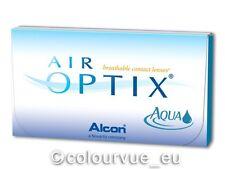 Air Optix AQUA Monatslinsen - 1×6 Stück - Neu&OVP