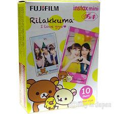 Fuji Instax Mini 8 Film Rilakkuma Fujifilm Mini 7/50s Mini 90/25/7s SP-1 Printer