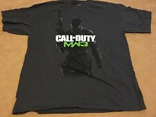 Call Of Duty Modern Warfare 3  t shirt Size Xl