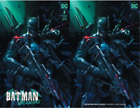 Batman Who Laughs 2 Francesco Mattina Set Variant Grim Knight Dark Nights Metal