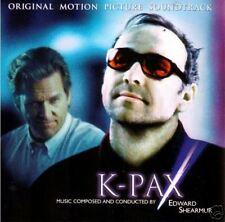 K - Pax -2001- Original Movie Soundtrack -CD