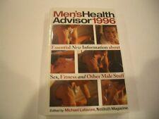 MEN'S HEALTH ADVISOR 1996    ( HardCover Brand New )