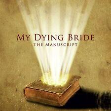 MY DYING BRIDE (UK) - The Manuscript MCD 2013 (Doom Death Metal)