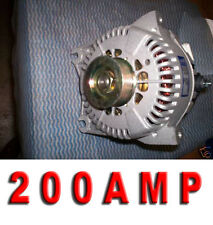 ALTERNATOR 4G 99 00- 02 LINCOLN TOWN CAR 4.6L HIGH AMP FORD EXPLORER 4.6 02-04