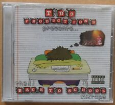 "TD3 Productions presents ""Back to School"" Mixtape - CD neu und OVP"