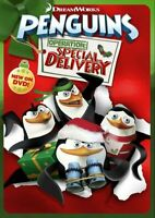 DVD - Animation - The Penguins of Madagascar: Operation: Special Delivery