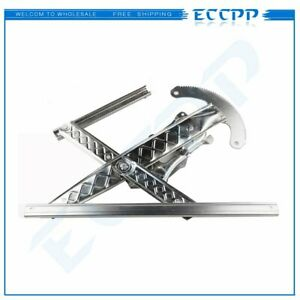 For 1999-2000 Ford F150 Truck Front Left Power Window Regulator Without Motor