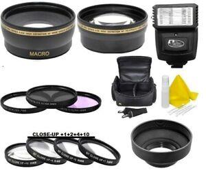 Camera Accessories For Olympus E-620 E-600 E-520 E-510 E-500 E-450 E-420 E-410