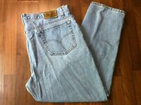 "Vintage USA-Made Levis Orange Tab 545 Loose Fit Jeans - 44"" x 30"" (43"" x 30"")"