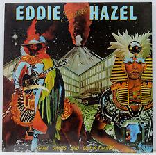 EDDIE HAZEL Game Dames & Guitar Thangs LP vinyl UK 2016 Be With NEW  funkadelic
