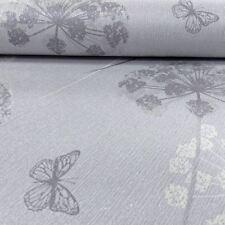 Arthouse Kitty Floral Pattern Wallpaper Butterfly Flower Glitter Vinyl 259100