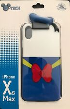 DISNEY PARKS D-TECH DONALD DUCK  iPHONE CASE Xs MAX NEW