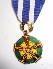 SOUTH VIETNAM,PSYCHOLOGICAL WARFARE MEDAL,1CL WOLFE BROWN,NO BROOCH, FULL SIZE