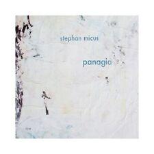 STEPHAN MICUS - PANAGIA  CD  11 TRACKS MODERN JAZZ  NEU