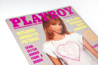 Playboy Sept 1990 (VF) Playmate Kerri Kendall, Rosanna Arquette, Charlie Sheen
