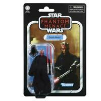 "Star Wars The Vintage Collection 3.75"" Darth Maul Phantom Menace Soft Goods Sith"