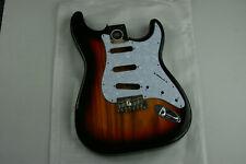 Voodoo Vibe Strat Stratocaster Guitar BODY Paulownia 3 Tone Burst BZ38