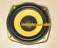 "2pcs 5""inch Passive speaker Passive radiator Bass radiator Auxiliary Bass For LG"