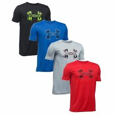 Under Armour 1299463 Infusion Logo T-Shirt for Kids Multiple Colors & Sizes NWT