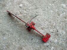 Massey Harris 33 Tractor Original Brake Pedal Lock Latch Bracket