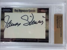 2008 Razor Cut Signature Edition - Jimmy Stewart Autograph Beckett Certified