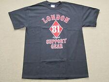 Hells Angels Support Gear, Big Red Machine London, 666