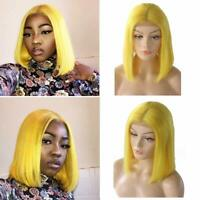 100% Virgin Brazilian Remy Yellow - Free Shipping