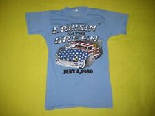 Vtg DAY ON THE GREEN 1980 TOUR T-SHIRT BLUE OYSTER CULT CONCERT 80S SAMMY HAGAR
