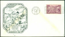 PLANTY #795-7 FIRST DAY COVER CACHET BY HISTORIC ART JULY 14,1937 BL7977