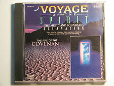 PHILIPPE DE CANCK VOYAGE OF THE SPIRIT Arc Of COVENANT CD CANADA 1994 RELAXATION