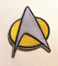 Star Trek The Next Generation Communicator Embroidered Iron On / Sew On Patch
