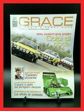 RIVISTA MAGAZINE GRACE OPEL STORY E OPEL KDAETT GTE GT/E
