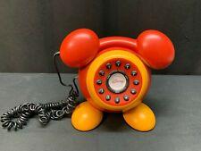 "Disney Novelty Telephone ~  ""MICKEY MOUSE"" ~ Push Button"