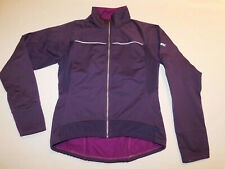 Zoot Ultra Jacket Soft Shell Thumb Cuffs Pockets Triathalon Cycle Run Women'S S