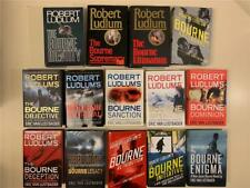 Lot 14 Jason Bourne 1-14 Robert Ludlum Identity Initiative HC All 1st Ed  11 1/1