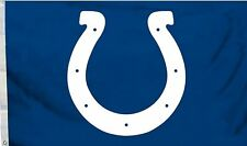 """New Indianapolis Colts NFL Banner Flag 3' x 5' (36"""" x 60"""")"""
