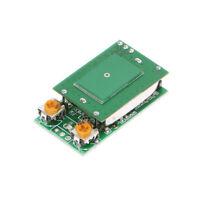 DC 5V 5.8GHz Microwave Radar Sensor Switch Module ISM Waveband 12m HFS-DC06
