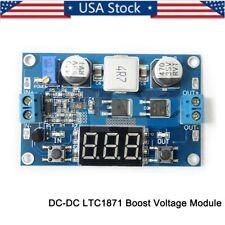 1PC LTC1871 100W DC-DC Boost Step Up 3V-35V To 3.5-35V Adjustable Voltage Module