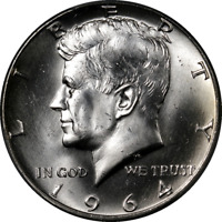 1964-D Kennedy Half Dollar PCGS MS65 Double Die Obverse FS-101 STOCK